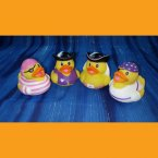 Girl Pirate Rubber Ducks