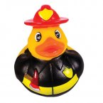Retired Occupational Duck - Firefighter
