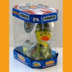 Trooper Army Rubba Duck in 360 Collector's Case