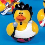 Rock Star Lead Singer Rubber Duck
