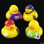 Sports Rubber Ducks