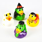 Halloween Rubber Duck Set