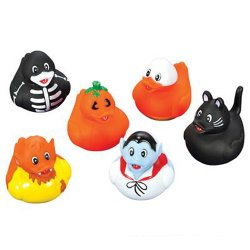 Halloween Rubber Duck Mix