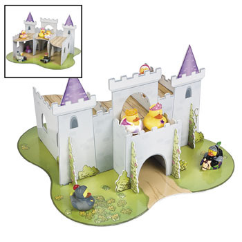 Fairy Castle Play Set