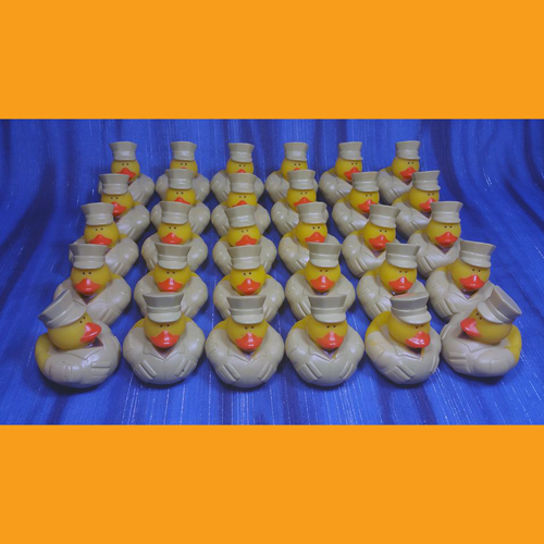 US Marine Rubber Ducks - Click Image to Close