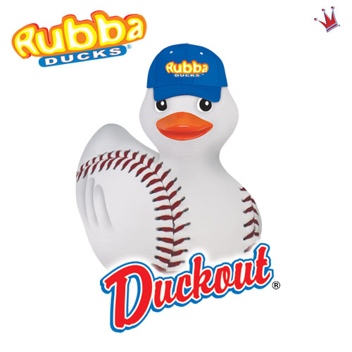 Duckout Rubba Duck