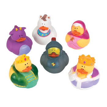* Fantasy Rubber Ducks