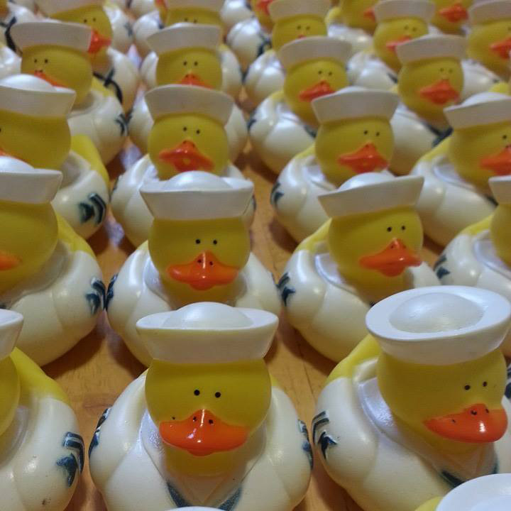 • Party Packs Rubber Ducks
