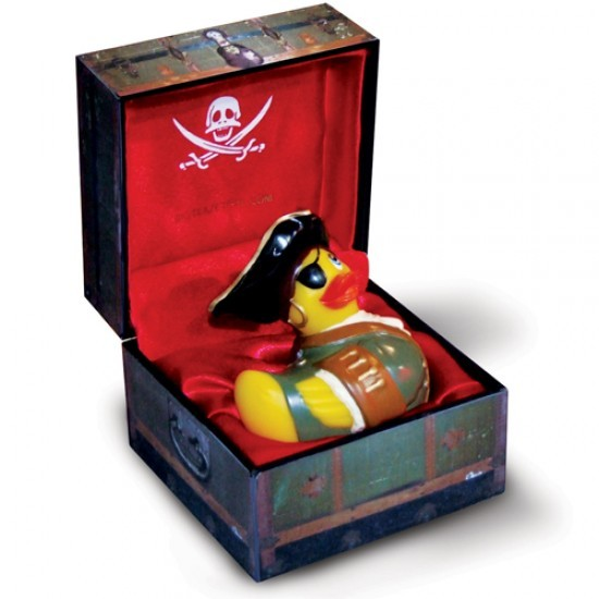 Pirate Duckie